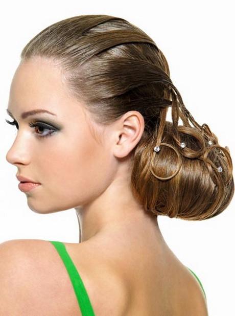 Die Besten Ideen Fur Festliche Frisuren Mittellang Beste