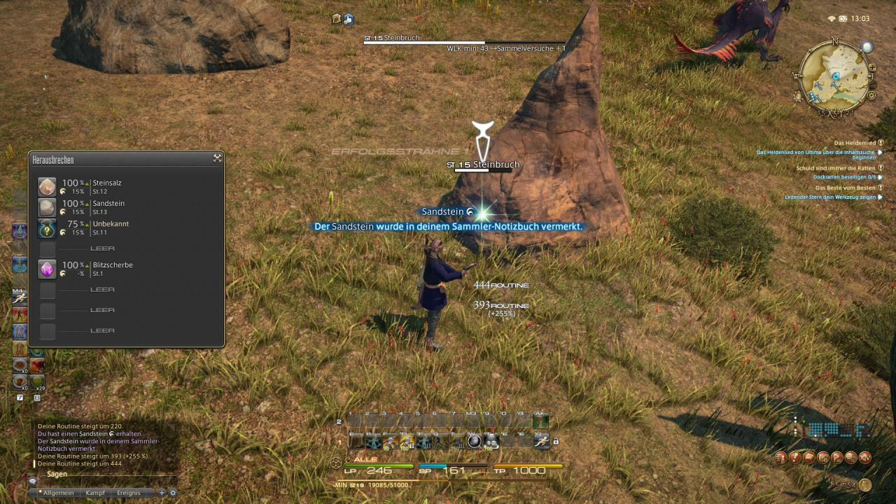 Ff14 Handwerk  Final Fantasy 14 Einsteiger Guide fürs Handwerk von FFXIV