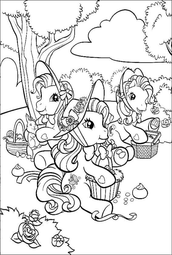 Filly Pferde Ausmalbilder  Ausmalbilder filly pferde kostenlos Malvorlagen zum