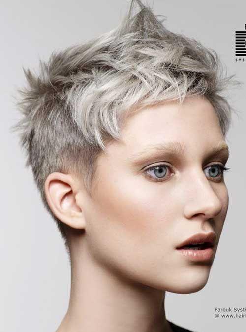 Flotte Frisuren Für Graue Haare  Speziell für unsere blonden Fans 10 superschöne und vor