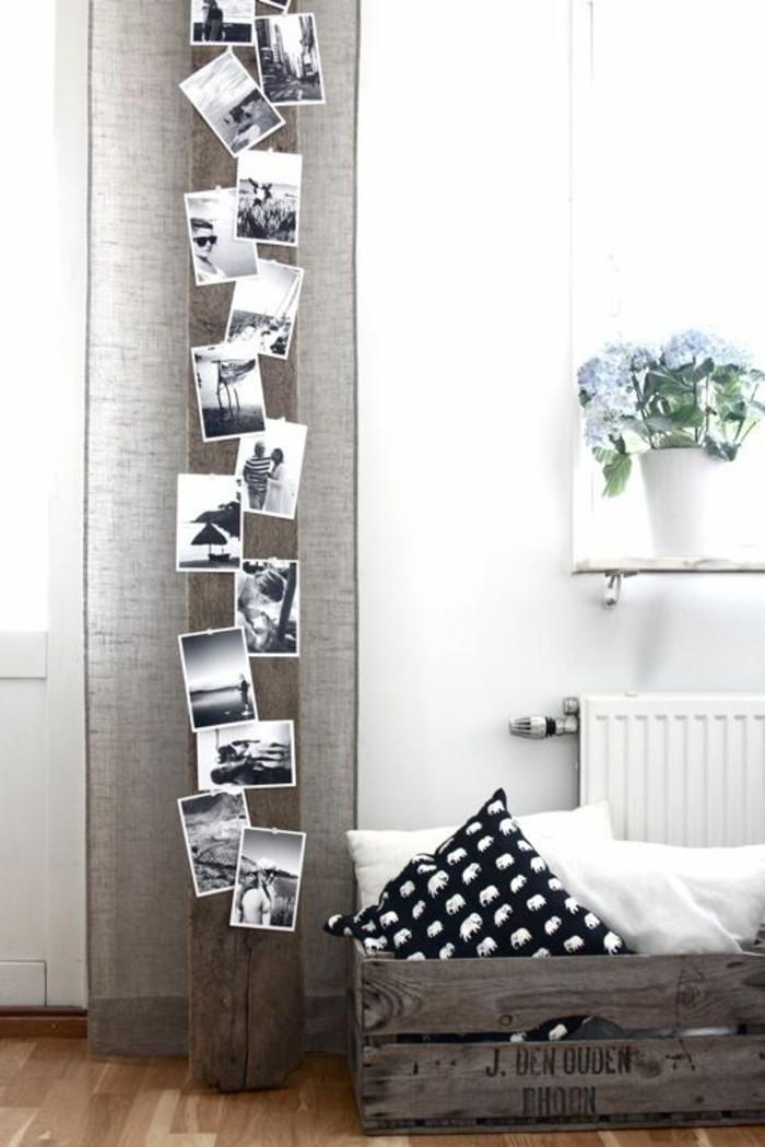 Foto Diy  Fotowand selber machen Ideen für eine kreative Wandgestaltung