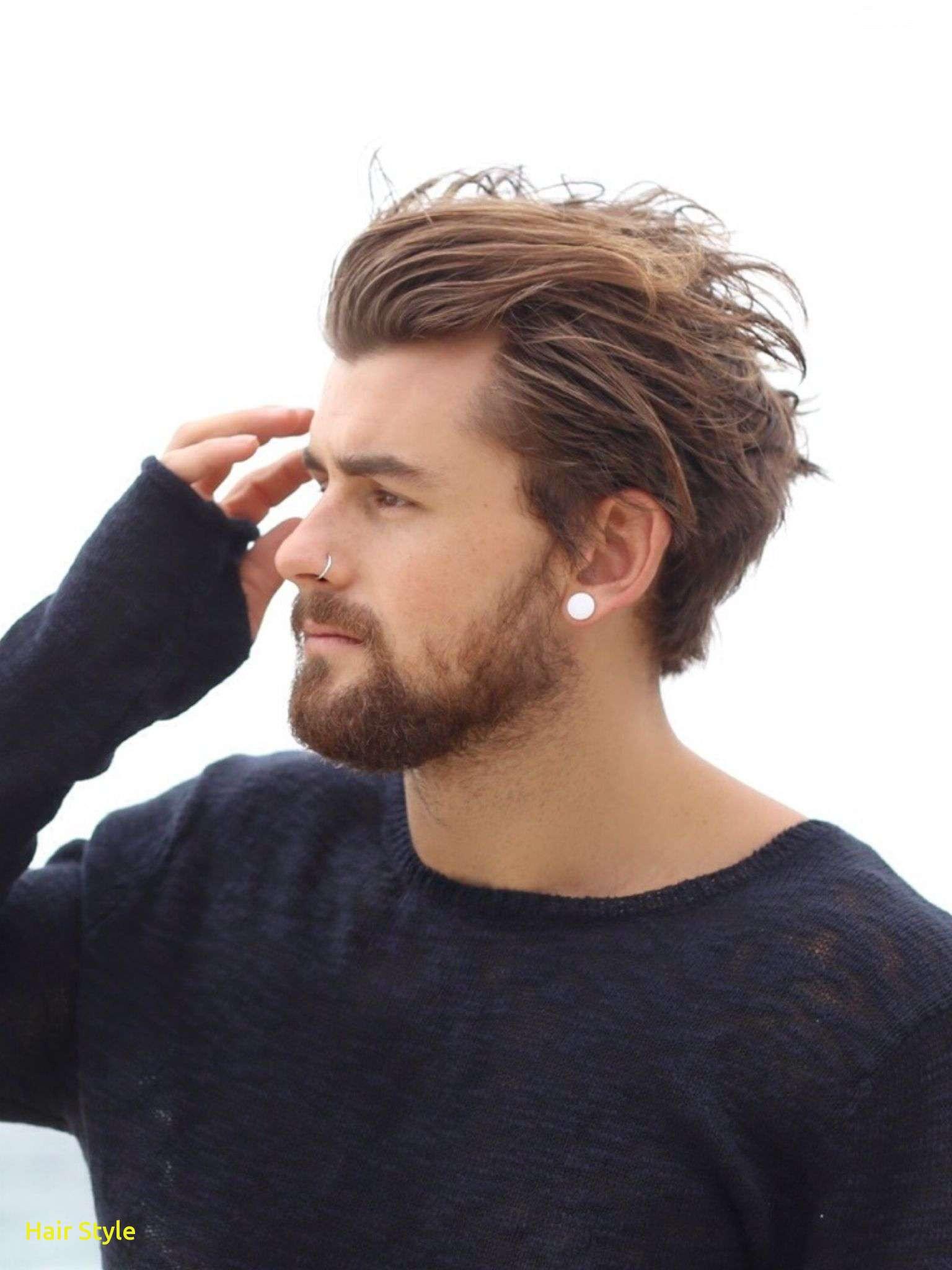 Frisuren 2019 Herren  Luxus mittlerer Länge Herren Haarschnitte 2019 Neu