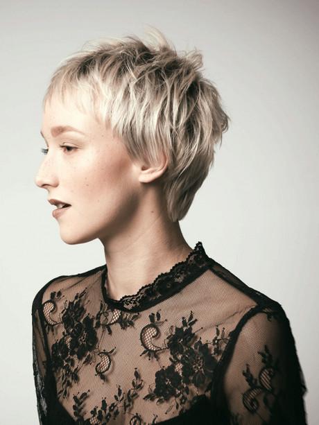 Frisuren 2019 Kurz Damen  Kurz frisuren 2018 damen