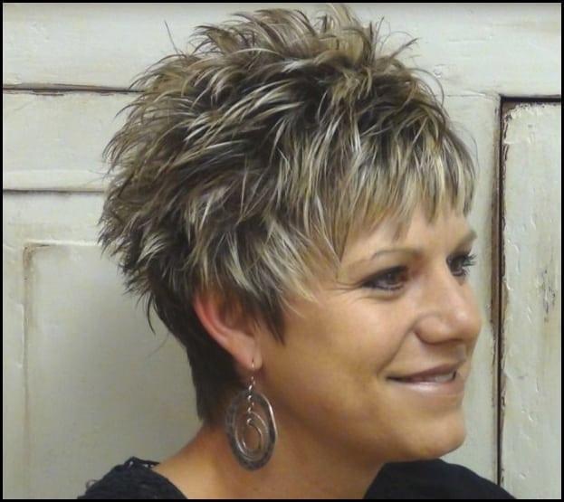 Frisuren Ab 50 Damen  Kurzhaarfrisuren Für Frauen Ab 50 Mit Kurz Haar Damen
