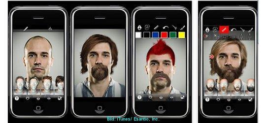 Frisuren App Männer  Frisuren Männer App