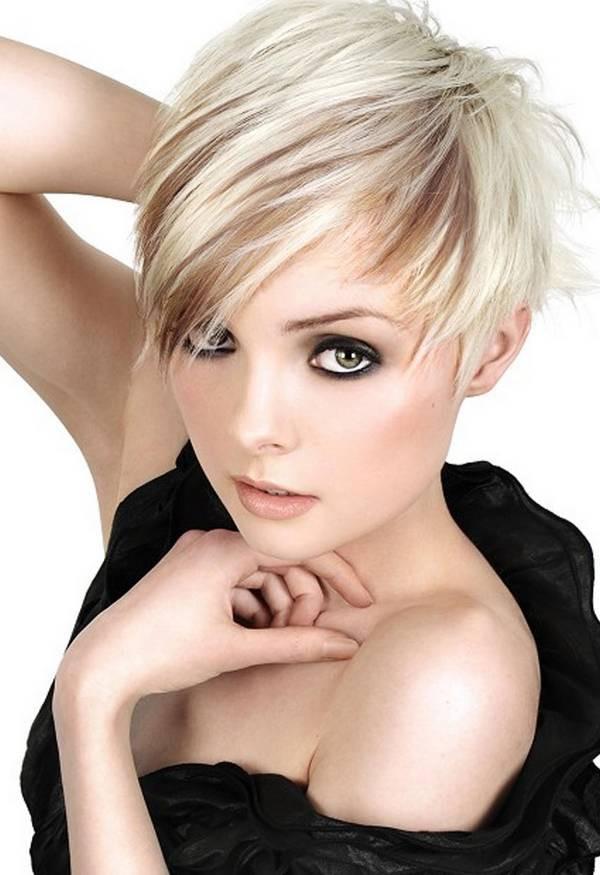 Frisuren Asymmetrisch  frisur damen 2016 Coolest Kurz Asymmetrisch Haircut Ideen