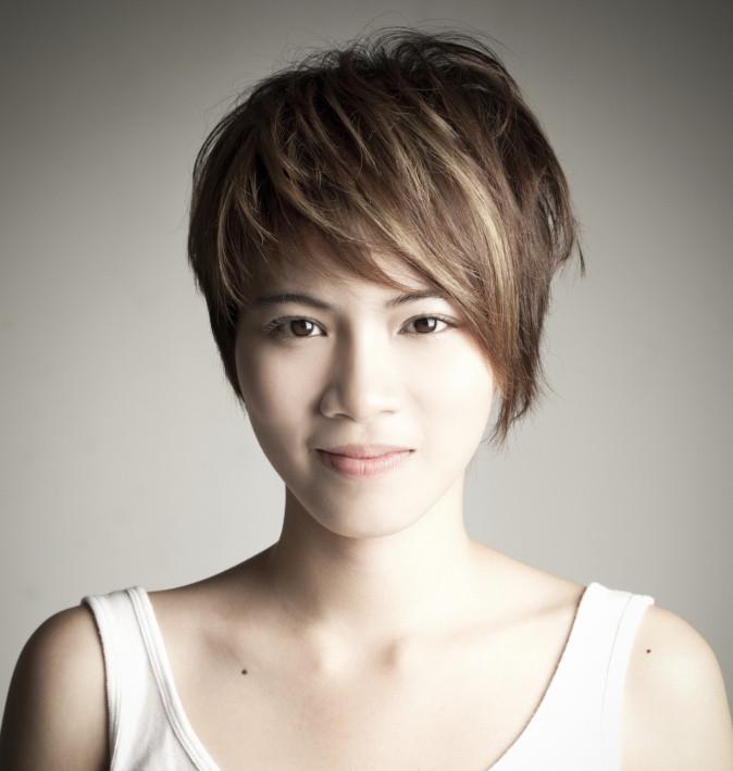 Frisuren Asymmetrisch  Frisuren Trends Kurzhaarfrisuren asymmetrisch