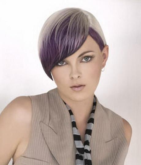 Frisuren Asymmetrisch  Frisuren asymmetrisch kurz