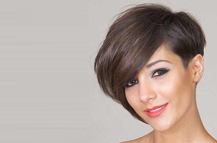 Frisuren Asymmetrisch  TOP 18 Asymmetrische Frisuren
