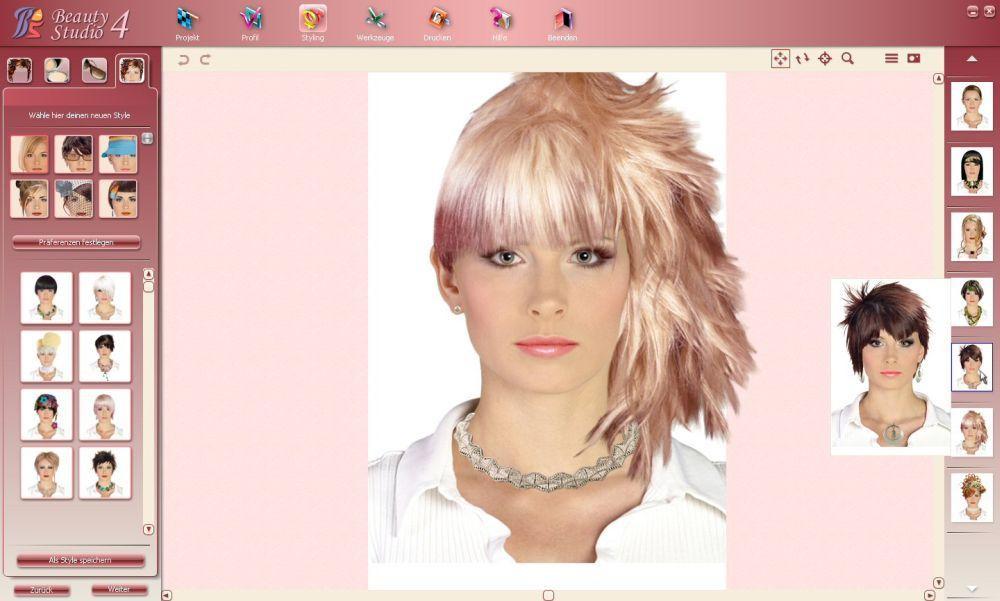 Frisuren Ausprobieren Online  Frisuren ausprobieren online brigitte – Modische Frisuren