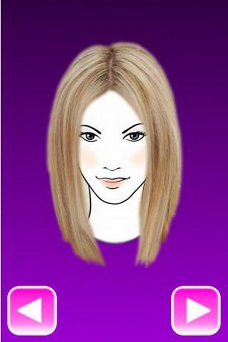 Frisuren Ausprobieren Online  Frisuren konfigurator