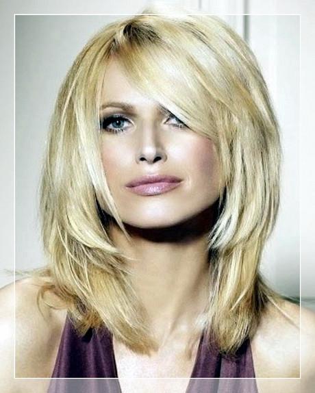 Top 20 Frisuren Blond Mittellang Beste Wohnkultur Bastelideen
