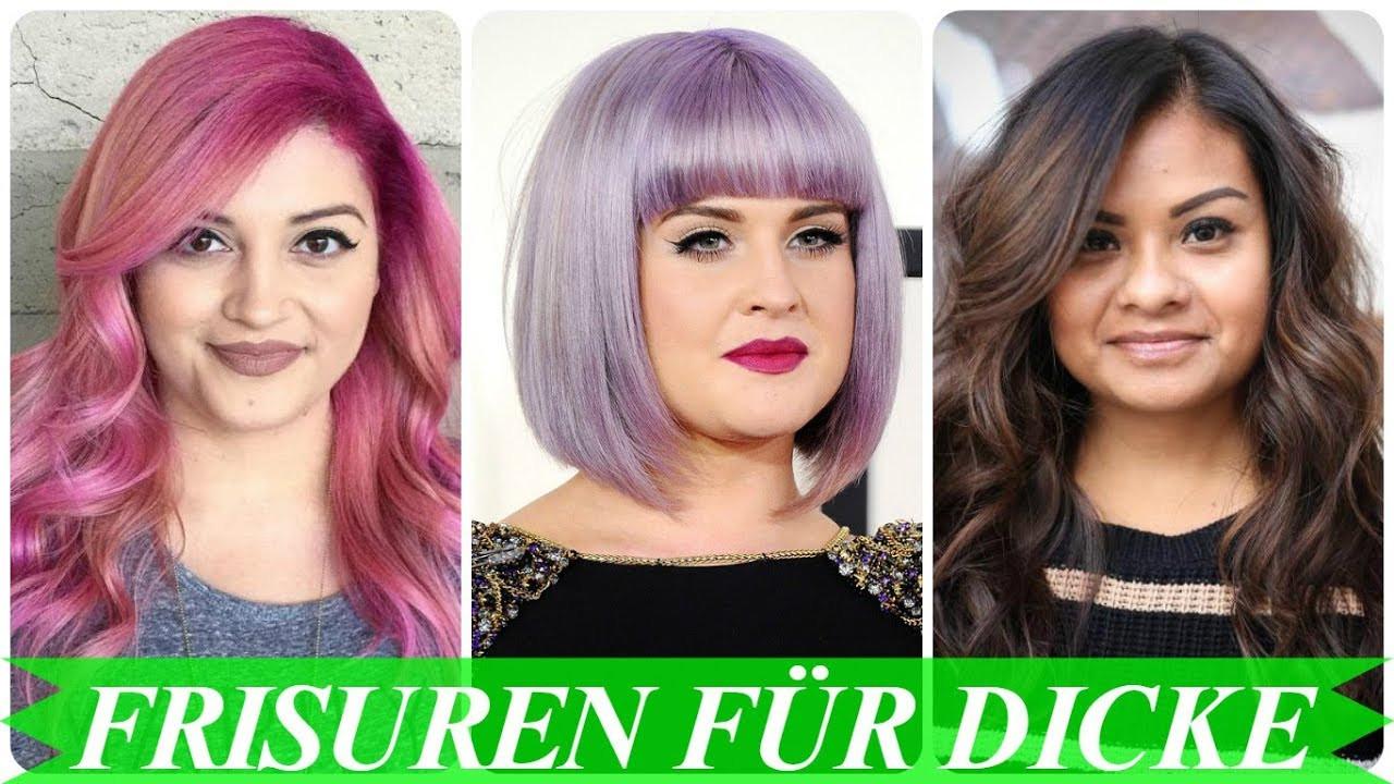 Frisuren Dicke Frauen  Schöne frisuren für mollige frauen