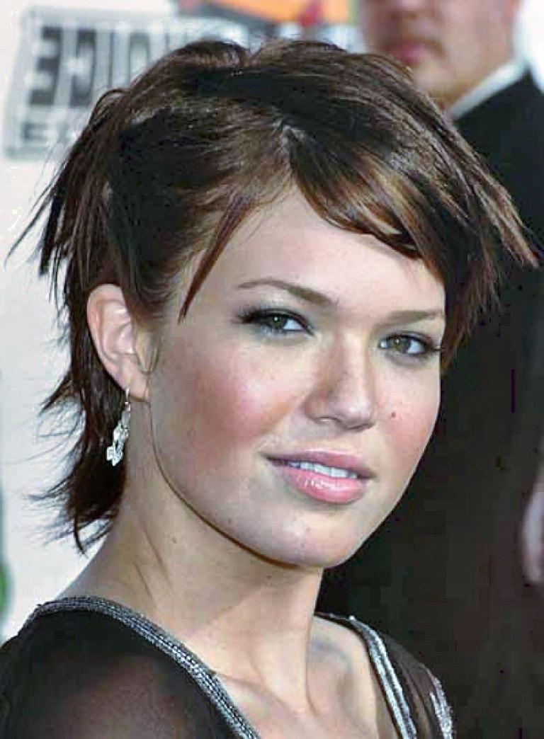 Frisuren Dicke Frauen  Kurze Frisuren Für Dicke Frauen Bilder