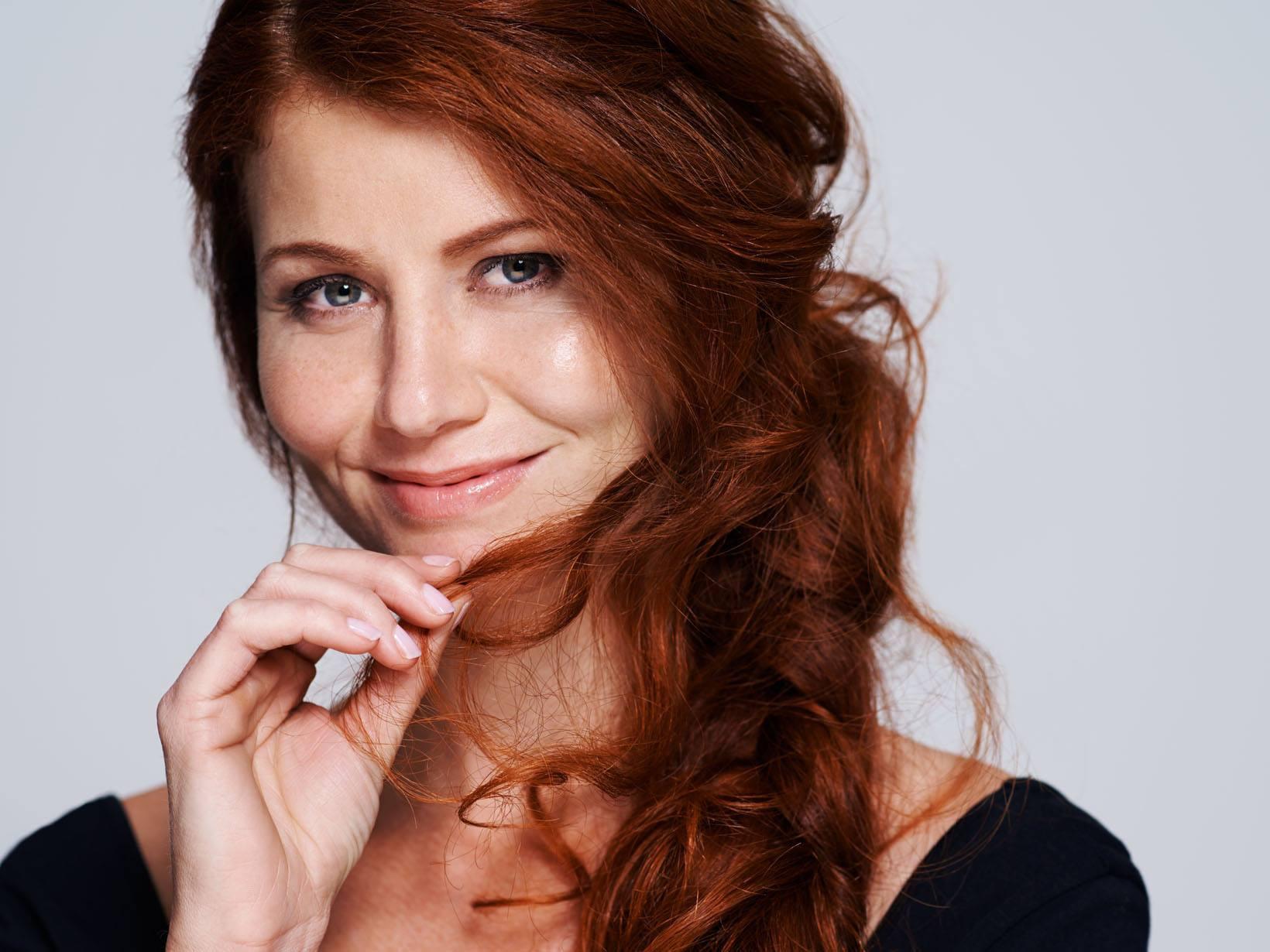 Frisuren Dicke Frauen  Frisuren und Styling Tipps für dickes Haar – NIVEA