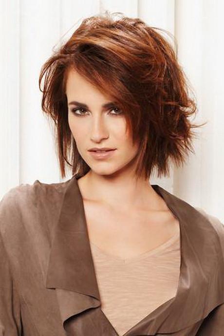 Frisuren Dicke Frauen  Frisur viele haare
