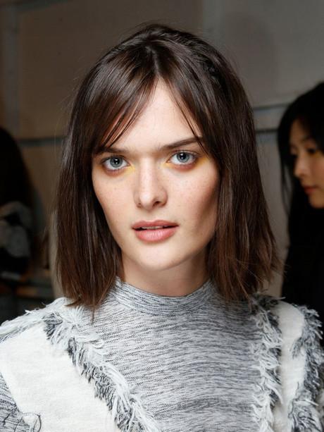 Frisuren Dickes Haar Rundes Gesicht  Frisuren für feines haar und rundes gesicht