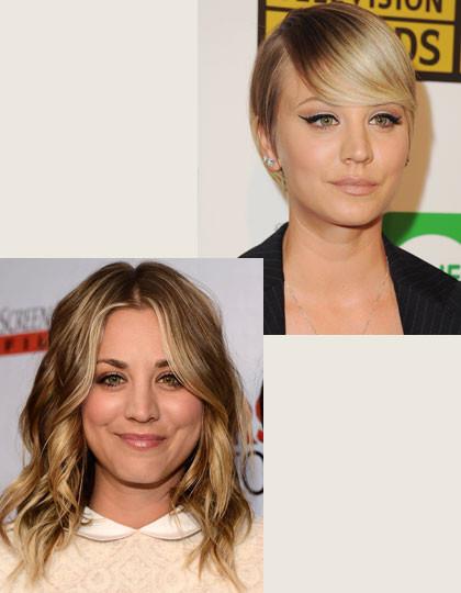 Frisuren Die Verjüngen Vorher Nachher  Vorher Nachher Frisuren