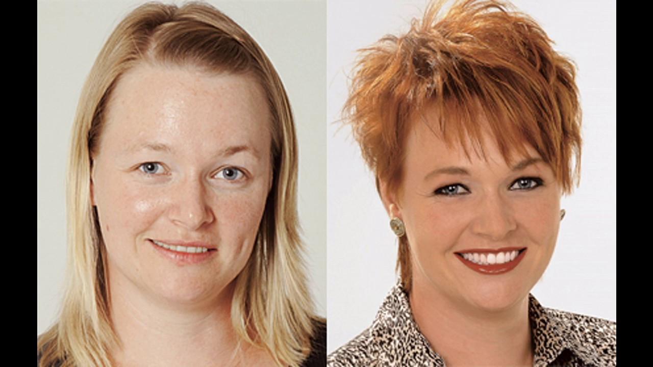 Frisuren Die Verjüngen Vorher Nachher  Vorher nachher frisuren trendige ideen für haare
