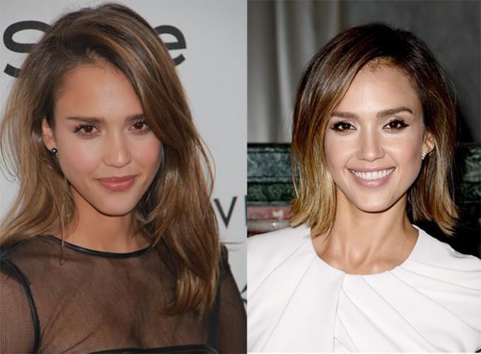 Frisuren Die Verjüngen Vorher Nachher  Anti Aging im Handumdrehen 6 Frisuren verjüngen
