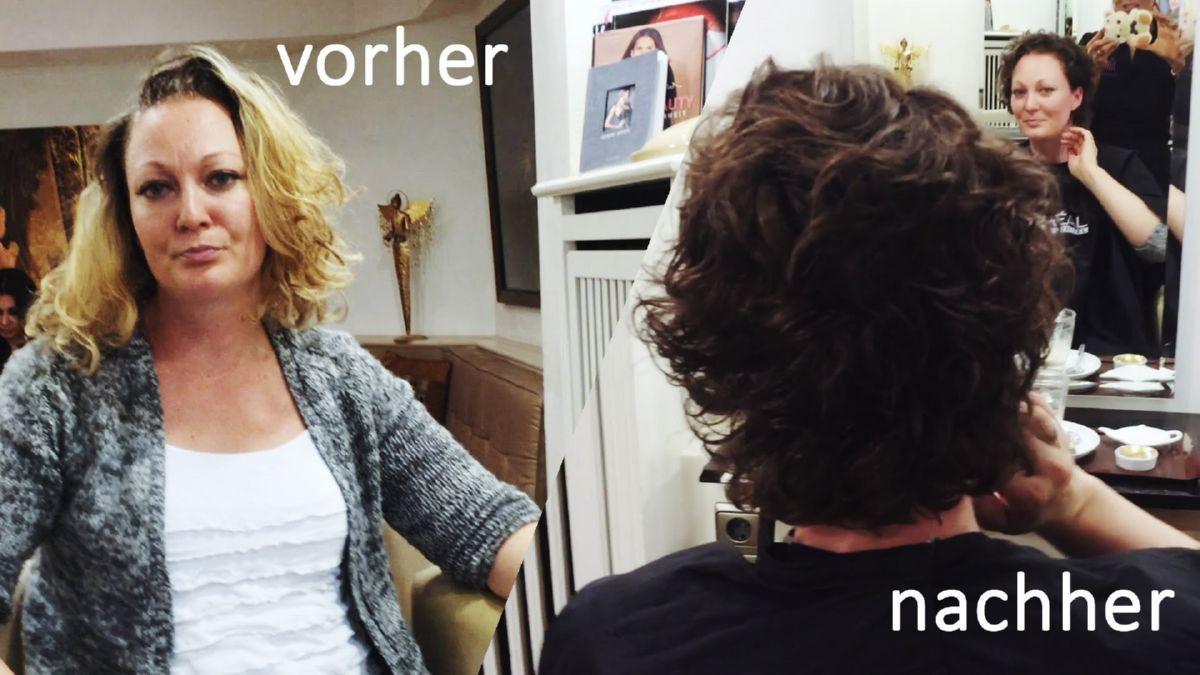 Frisuren Die Verjüngen Vorher Nachher  Beste Trend Frisuren Vorher Nachher Die Neuesten Und