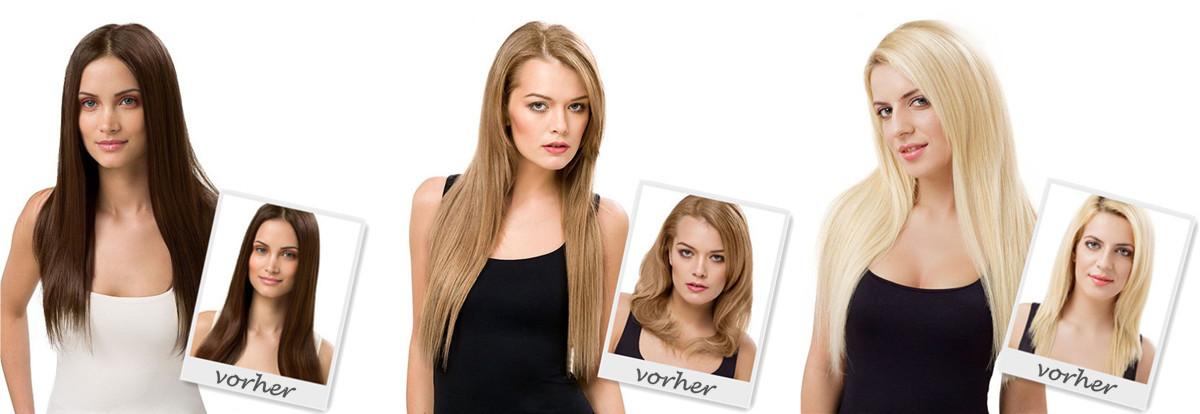 Frisuren Die Verjüngen Vorher Nachher  Mittellange haare vorher nachher – Modische haarschnitte