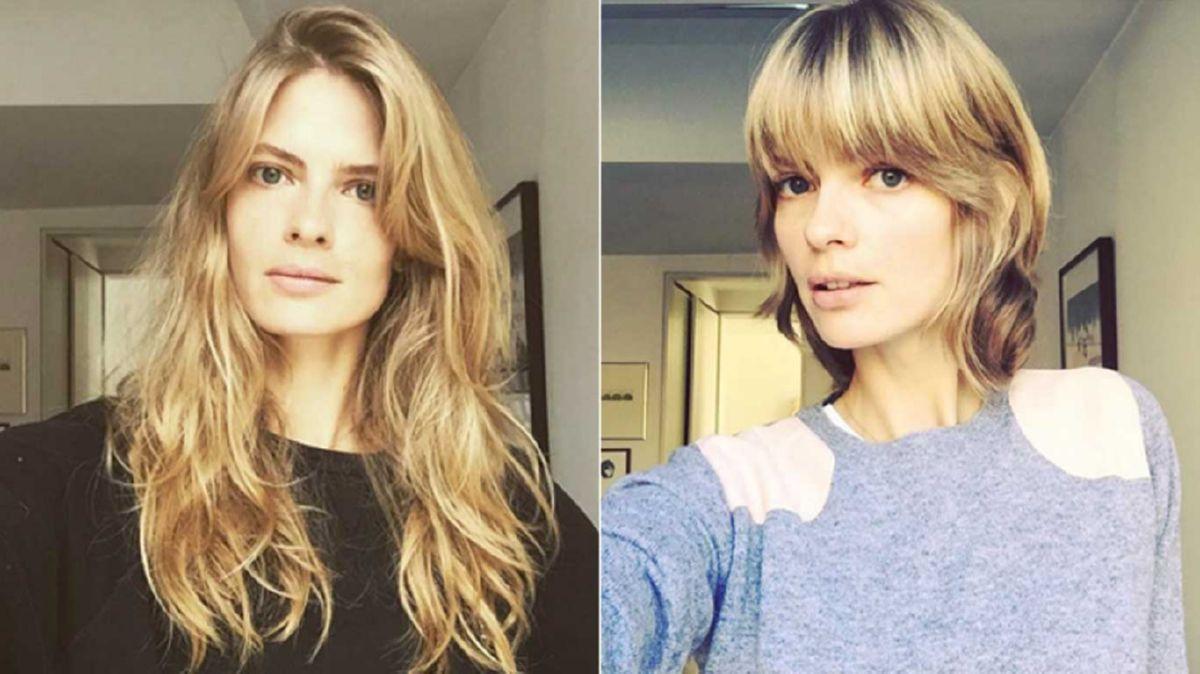 Frisuren Die Verjüngen Vorher Nachher  Am beliebtesten Bilder Frisuren Vorher Nachher Katlen Blog