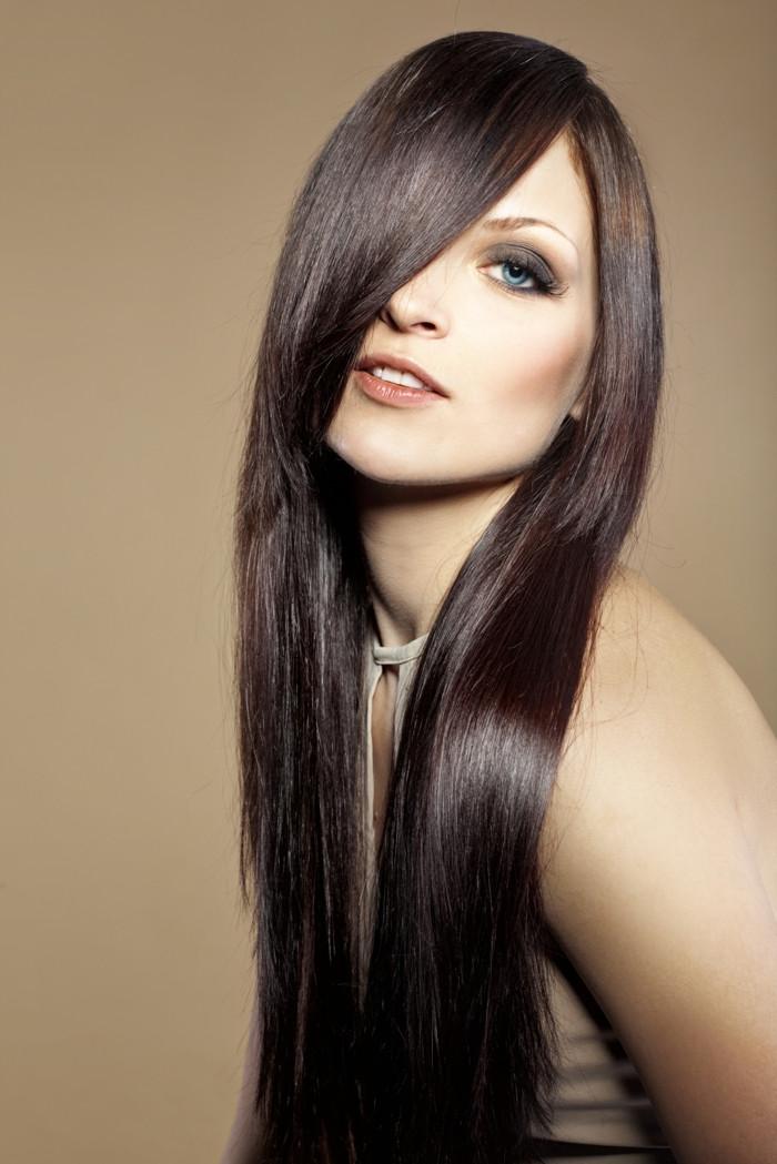 Frisuren Dünnes Glattes Haar  Frisuren glattes Haar Tendenzen und Ideen