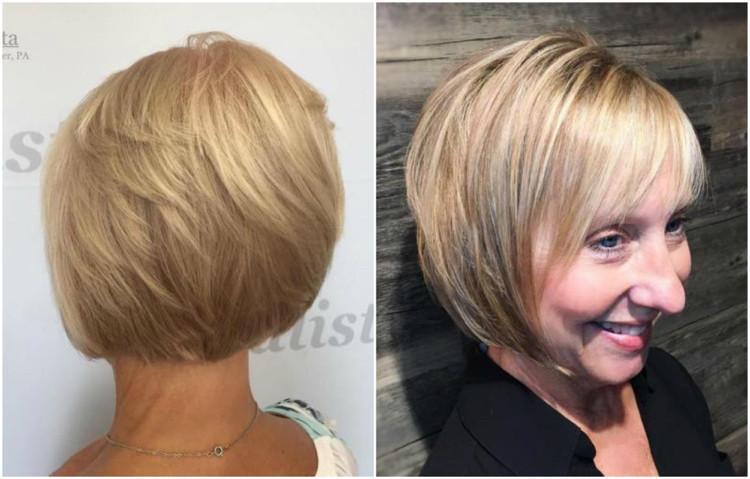 Frisuren Frauen Ab 50  Frisuren fur frauen ab 50 bob – Modische haarschnitte und