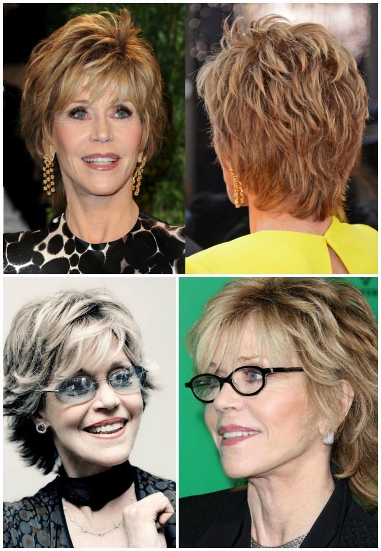 Frisuren Frauen Ab 50  Moderne Frisuren für Frauen ab 50 Ideen für jede Haarlänge