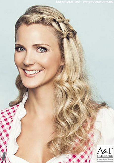 Frisuren Frauen Lang  mittellange glatte haare stylen