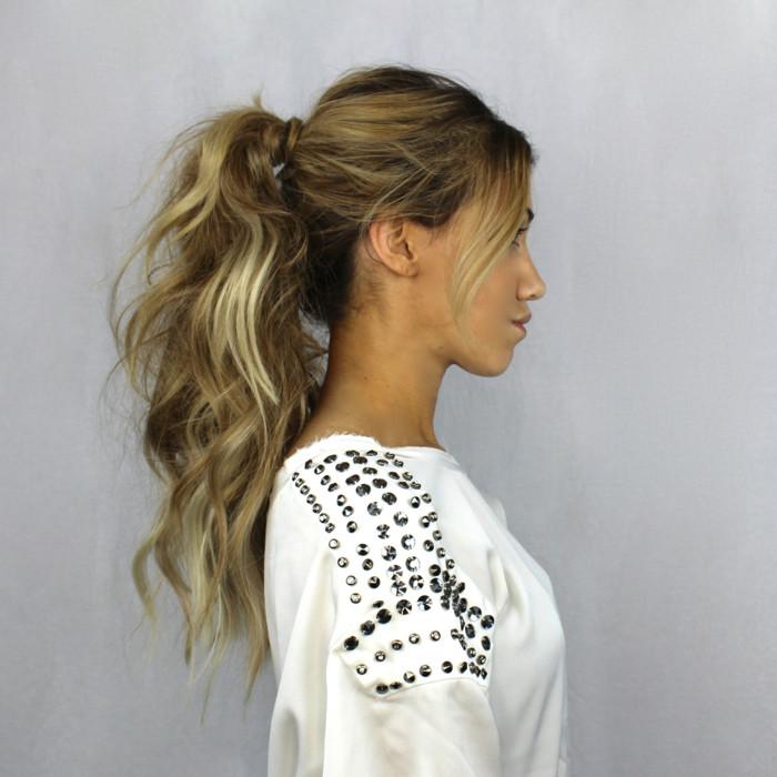 Frisuren Frauen Lang  Moderne Frisuren für Frauen mittellang und lang