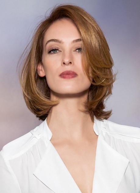 Frisuren Frauen Schulterlang  Frisuren 2017 stufenschnitt