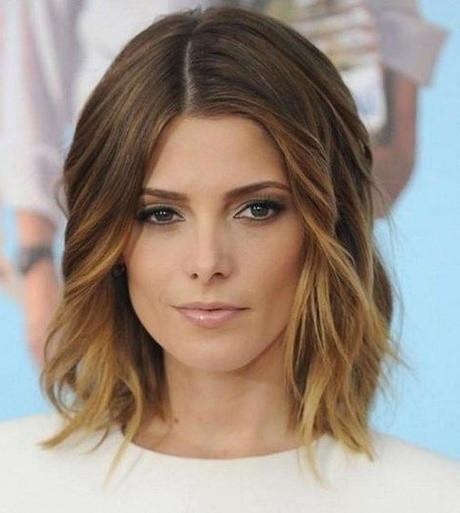 Frisuren Frauen Schulterlang  Frauen frisuren schulterlang