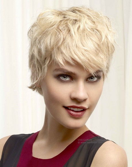 Frisuren Frech  Frisuren blond kurz frech