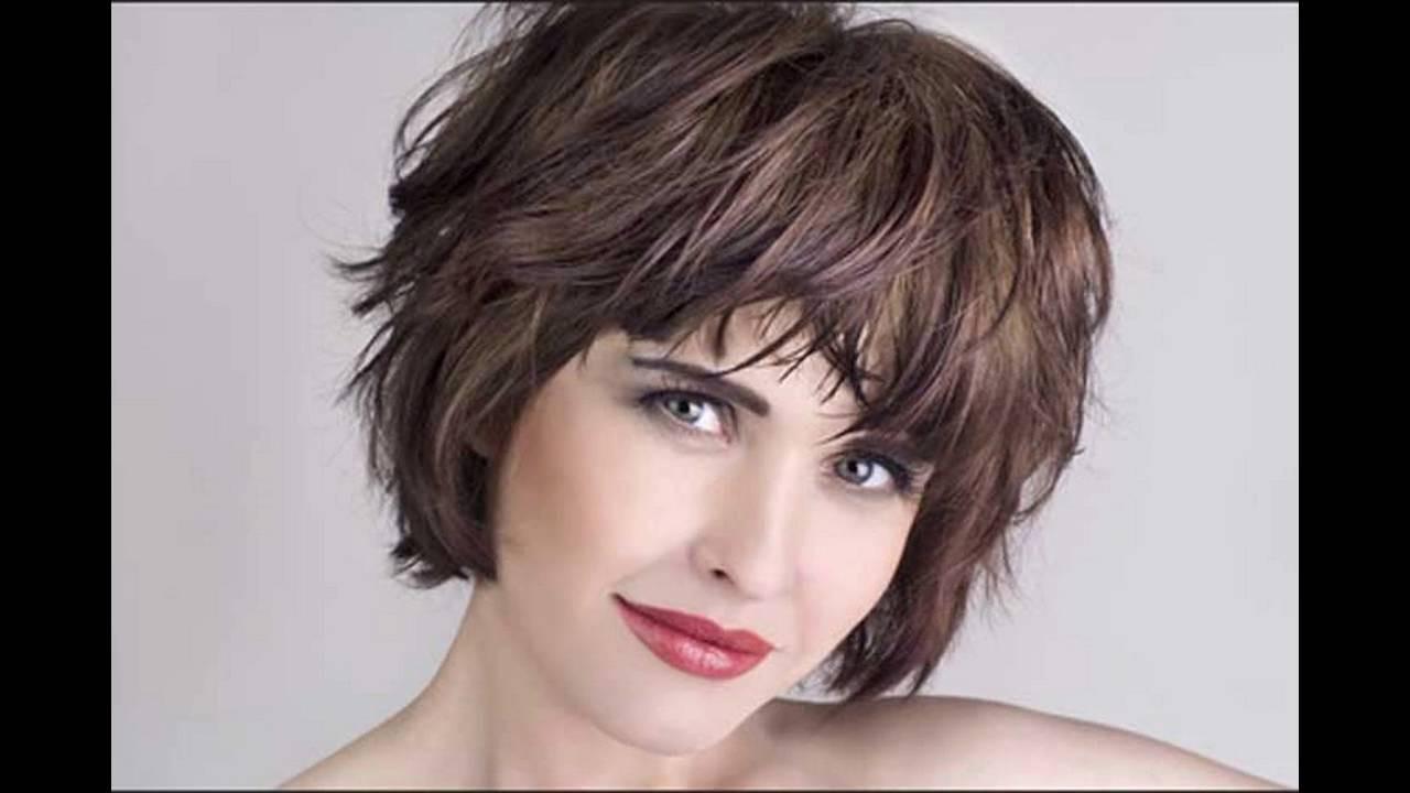 Frisuren Für Dickes Haar Und Schmales Gesicht  Frisuren für dickes haar frauen