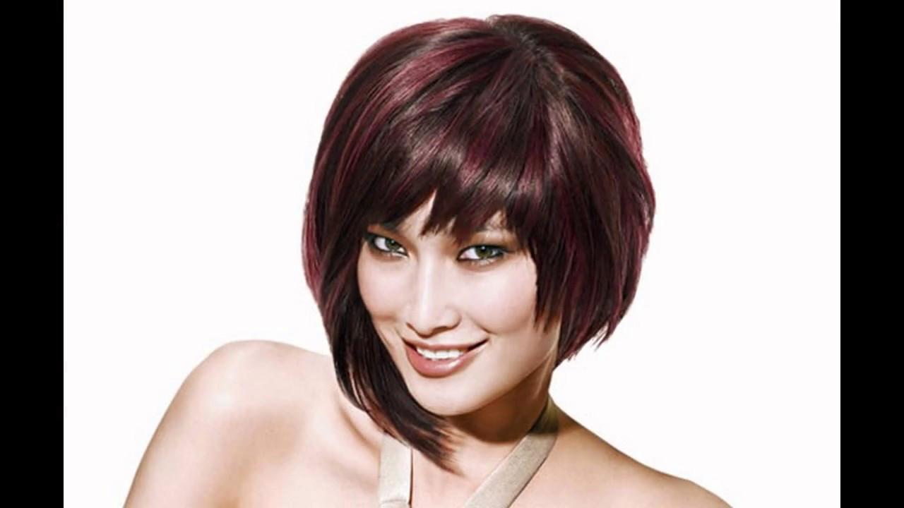 Frisuren Für Dickes Haar Und Schmales Gesicht  Frisuren für dickes haar und schmales gesicht