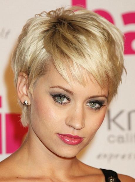 Frisuren Für Dickes Haar Und Schmales Gesicht  Frisuren für feines haar und rundes gesicht