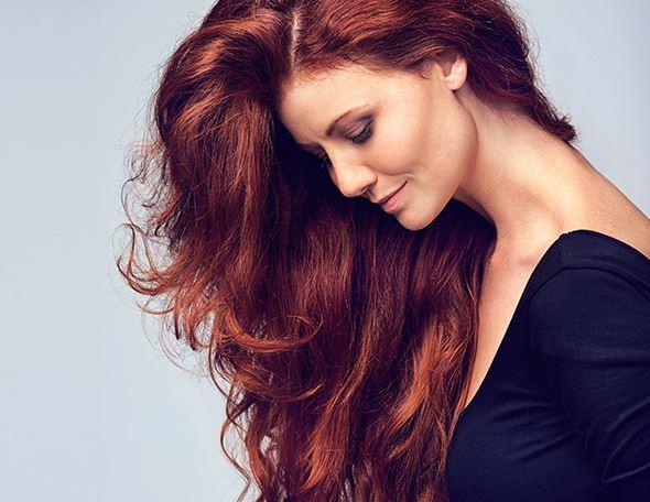 Frisuren Für Lichtes Haar Am Oberkopf  Frisuren und Styling Tipps für dickes Haar – NIVEA