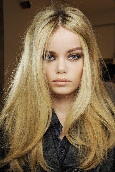 Frisuren Für Lichtes Haar Am Oberkopf  Coole Frisuren Die lässigsten Styles für Rock Chicks