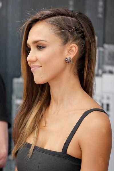 Frisuren Für Lichtes Haar Am Oberkopf  15 Frisuren für dünnes Haar