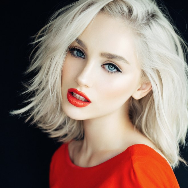 Frisuren Für Mittellange Haare  Frisuren für mittellange Haare 100 Looks zur Inspiration