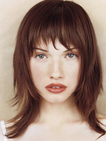 Frisuren Gesichtsform  Für jede Gesichtsform perfekte Frisur