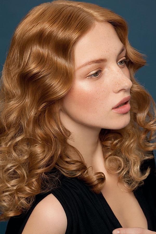 Frisuren Gesichtsform  Frisuren für jede Gesichtsform