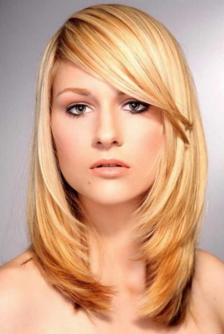 Frisuren Glatte Haare Mittellang  Frisuren feine haare mittellang