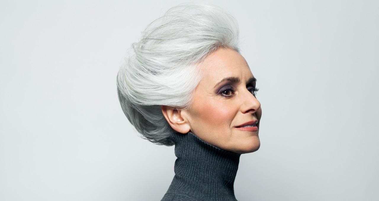 Frisuren Halblanges Haar 2019  Frisuren ab 50