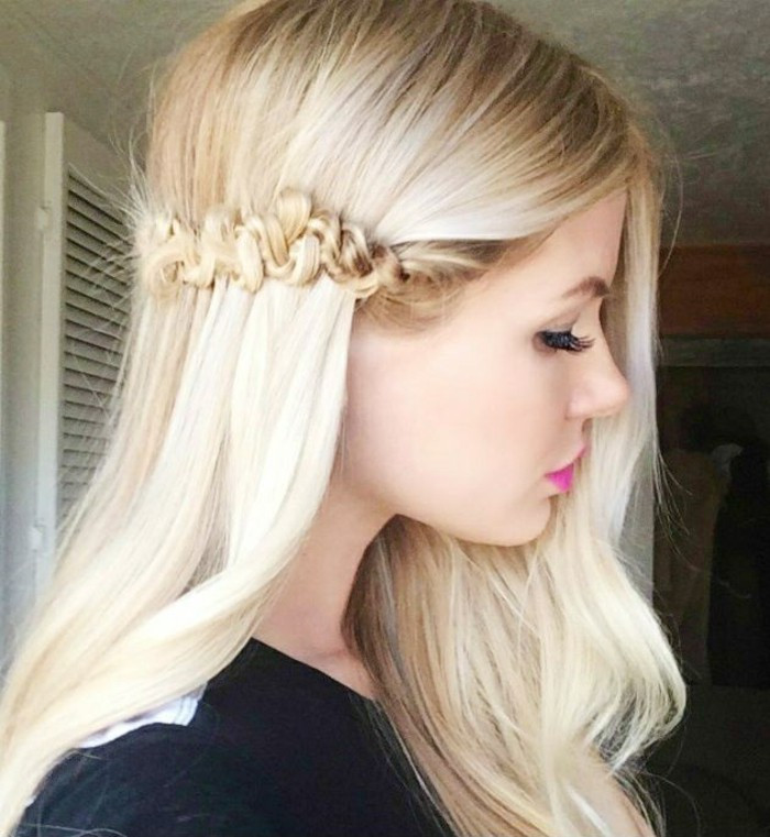 Frisuren Hochzeitsgast  Inspirational Wedding Hairstyles For Guests Which