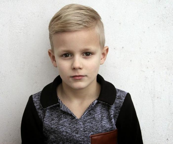 Frisuren Jungs Undercut  1001 trendige und Coole Frisuren für Jungs