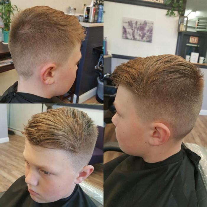 Frisuren Jungs Undercut  Frisuren jungs undercut – Haarschnitte beliebt in Europa