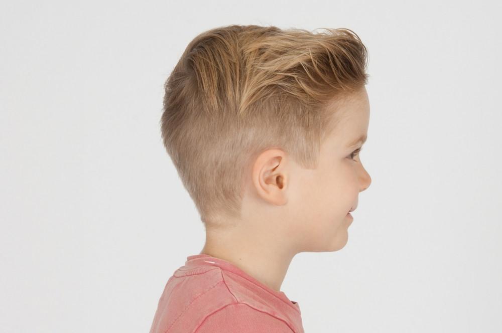Frisuren Kinder Jungs 2019  Fotos Jungen Frisuren Frisuren im Frisurenkatalog